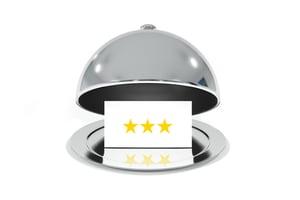 Serving Platter PortalGuard Competitive Advantage