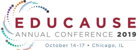 EDUCAUSE 2019 conference logo