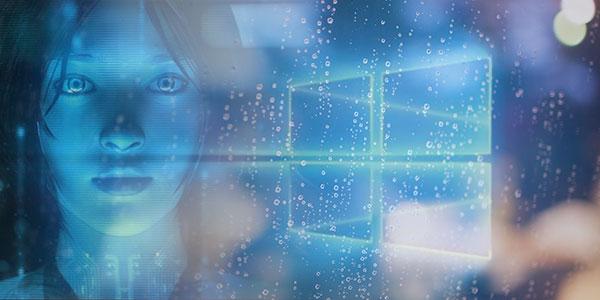 Cortana Password Manager