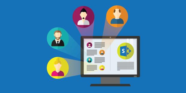 SharePoint Account Management