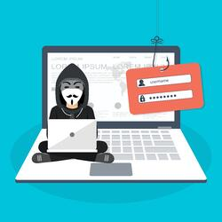 computer hacker phishing