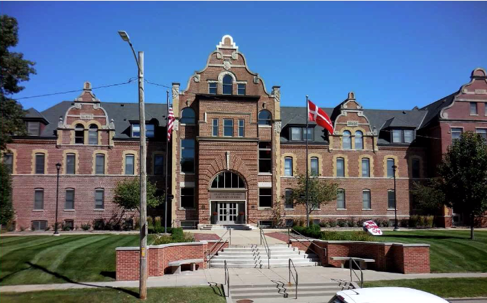 Grand View University image