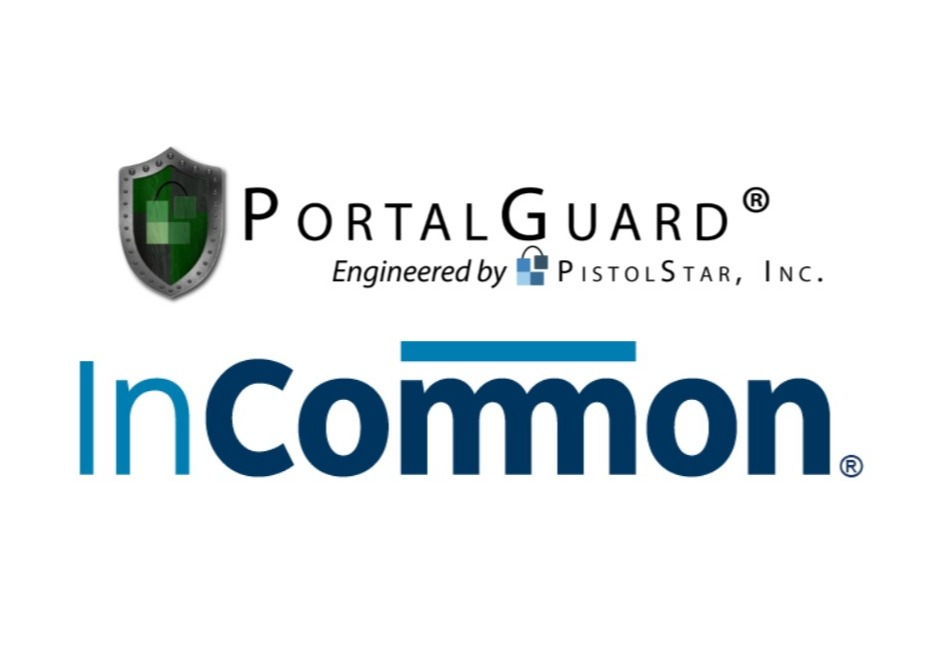 InCommon Support and Portalguard Image