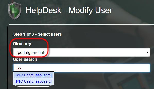 help desk modifier